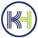 Kevin Hancock initial logo